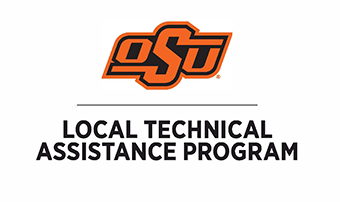 Local Technical Assistance Program at Oklahoma State University with OSU logo